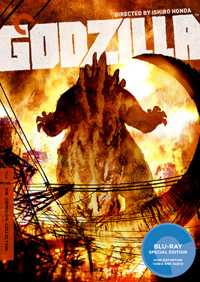 criterion collection Godzilla Cover Box