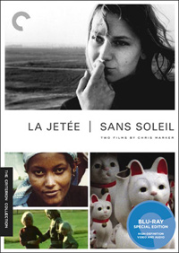 Criterion Collection La Jetee and Sans Soleil Cover Box