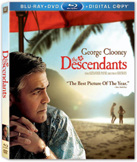 The Descendants Blu-ray coverbox