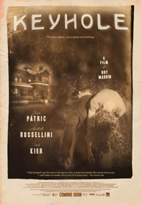 Guy Maddin Keyhole Poster