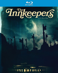 The Innkeepers Ti West Bluray cover