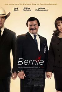 Bernie Richard Linklater Poster