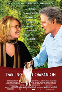 Darling Companion Kasdan poster