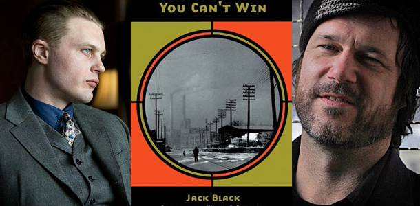 "Hobo with Shotgun Stories; Michael Pitt and Robinson Devor Team for Seminal Book ""You Can't Win"" Screen Adaptation"