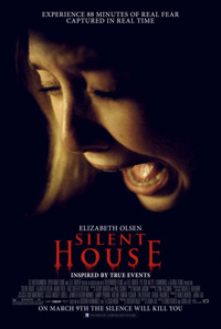 Chris Kentis Laura Lau Silent House Poster