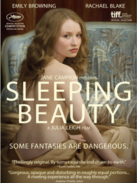 Sleeping Beauty Cover Box DVD