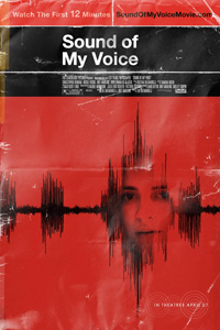 Zal Batmanglij Sound of My Voice Poster