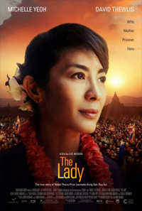 The Lady Luc Besson Poster