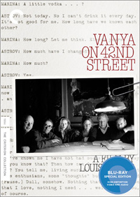 Vanya on 42nd Street Louis Malle Criterion Cover