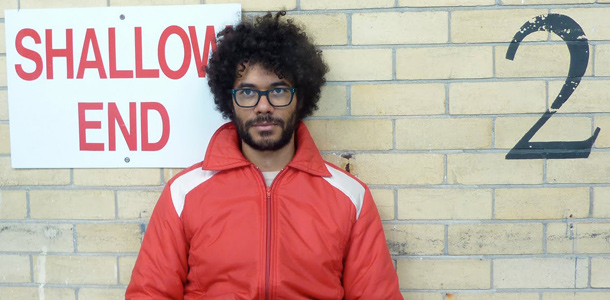 Richard Ayoade The Double
