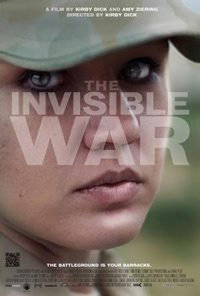 Kirby Dick Amy Ziering The Invisible War Poster