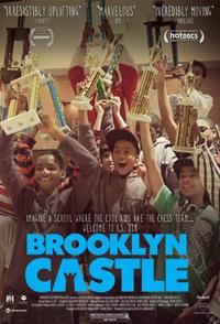 Katie Dellamaggiore Brooklyn Castle Poster