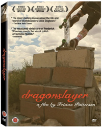 Dragonslayer DVD Cover