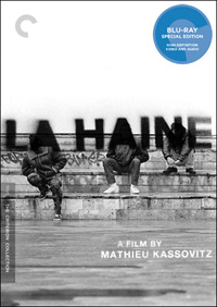 La Haine Criterion Collection Cover