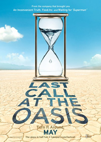 Last Call at the Oasis Poster 