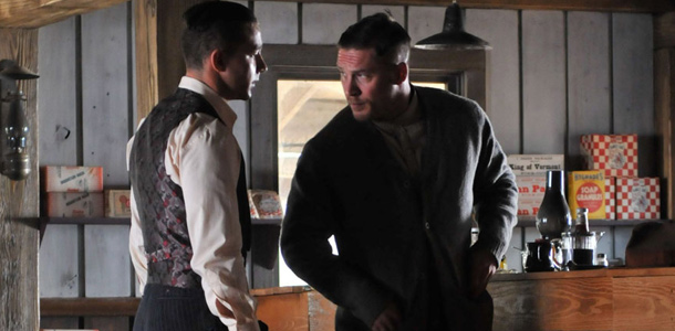 Cannes Critics' Panel Day 4: John Hillcoat's Lawless