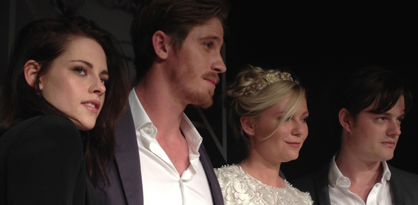 Inside Cannes 2012 Day 8: Five Quotes from the On the Road Press Conference