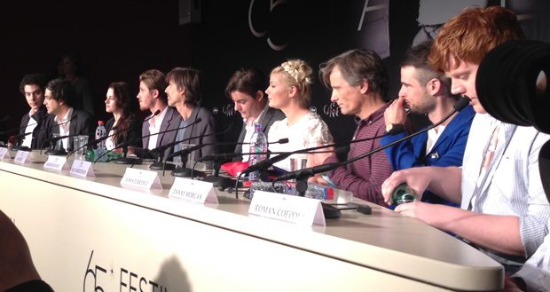 Walter Salles On the Road Cannes Press Conference