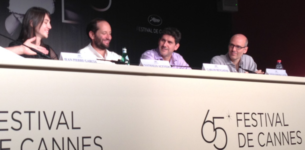 Inside Cannes 2012 Day 9: Five Quotes from the Post Tenebras Lux Press Conference