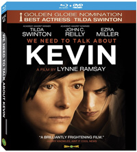 We Need To Talk About Kevin blu-ray Cover