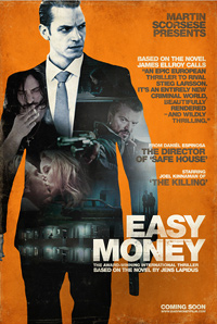 Daniel Espinosa Easy Money Poster
