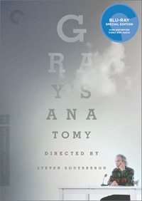 Steven Soderbergh Gray's Anatomy Coverbox