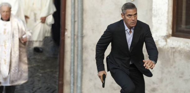 "Should He Stay or Should He Go?; Focus Features Sets George Clooney to Direct ""The Yankee Commandante"""