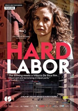 Trabalhar Cansa Hard Labor Poster