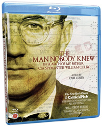 The Man Nobody Knew bluray
