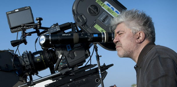 "Sony Pictures Classics Just Can't Hide It; Almodovar's ""I'm So Excited"" Makes it 8 Between Label & Helmer"