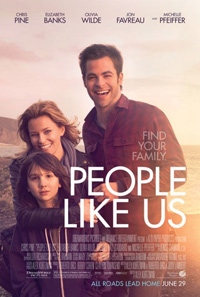 Alex Kurtzman People Like Us Poster