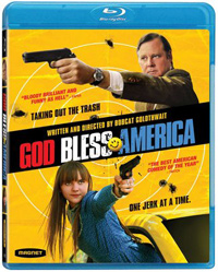 Bobcat Goldthwait God Bless America Blu-ray