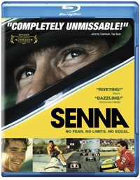 Asif Kapadia Senna Blu-ray cover