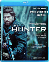 The Hunter Blu-ray Daniel Nettheim