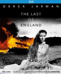 The Last of England Derek Jarman blu-ray cover