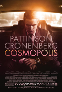 David Cronenberg Cosmopolis Poster