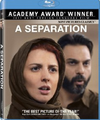 A Separation Blu-ray cover