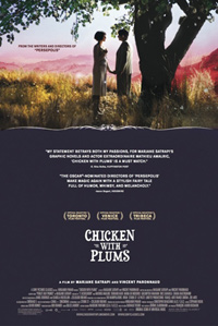 Chicken With Plums Marjane Satrapi