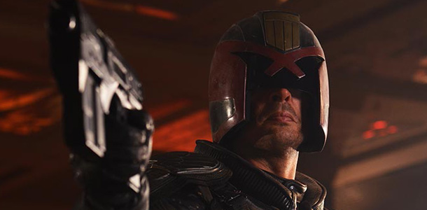 Dredd 3D Pete Travis Review