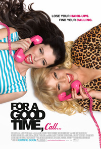 Jamie Travis For A Good Time Call ... Poster