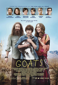 Christopher Neil Goats Poster