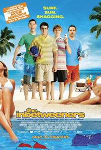 Inbetweeners Movie Poster