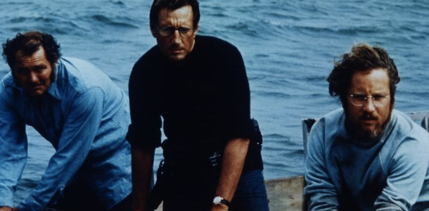 Jaws Spielberg Review