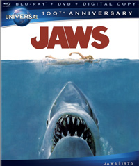 Jaws Blu-ray cover