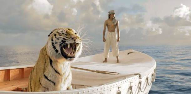 Major Awards Race Title Secured for 50th Anniversary Opener; Life of Pi is Shipwrecked at NYFF