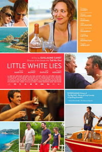 Guillaume Canet Little White Lies Poster