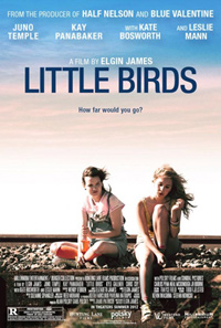 Little Birds Elgin James Poster