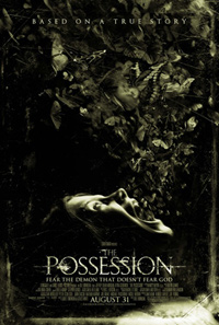 Ole Bornedal The Possession Poster