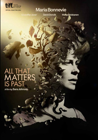 Sara Johnsen All That Matters Is Past Poster