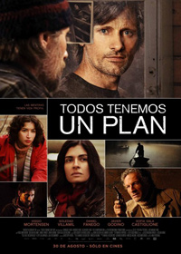 Ana Piterbarg Everybody Has a Plan Poster